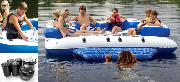 dream date pool float