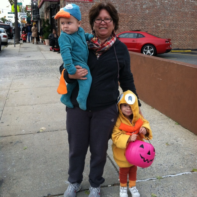 homemade halloween costumes from phineas and ferb perry the platypus and ducky momo - Phineas Halloween Costume