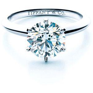 Tiffany & Co, Diamond Solitaire