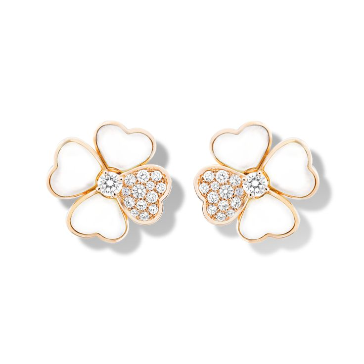 Van Cleef & Arpels - Van Cleef & Arpels - Cosmos earrings, medium model