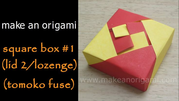 tommy clancy box tomoko fuse tutorial 1078 best images about origami boxes & containers on ... tomoko fuse diagrams #2