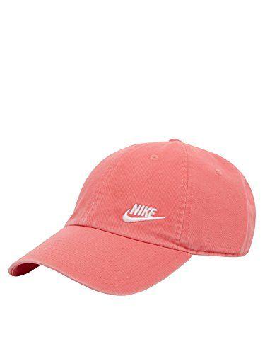 cf3e7bc5623f2 Nike Womens Futura Classic H86 Hat 832597 (Rose Pink 823)...  hats ...