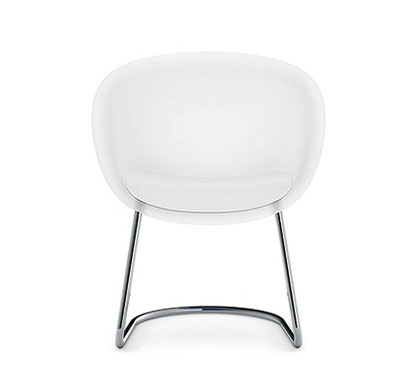 Olo Side Chair by Andrew Jones/Keilhauer (2006).
