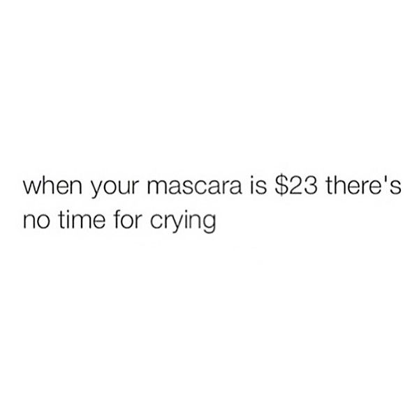 15 Memes Every Makeup-Obsessed Girl Can Relate To via @ByrdieBeauty
