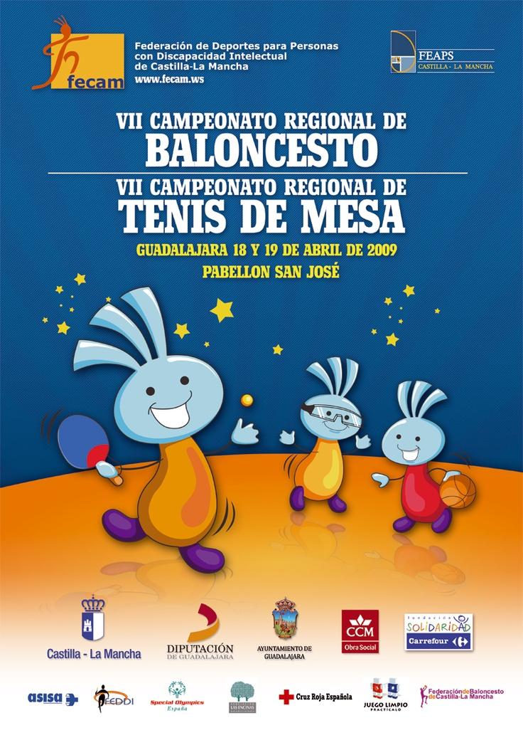 Campeonato de Baloncesto FECAM (2009)