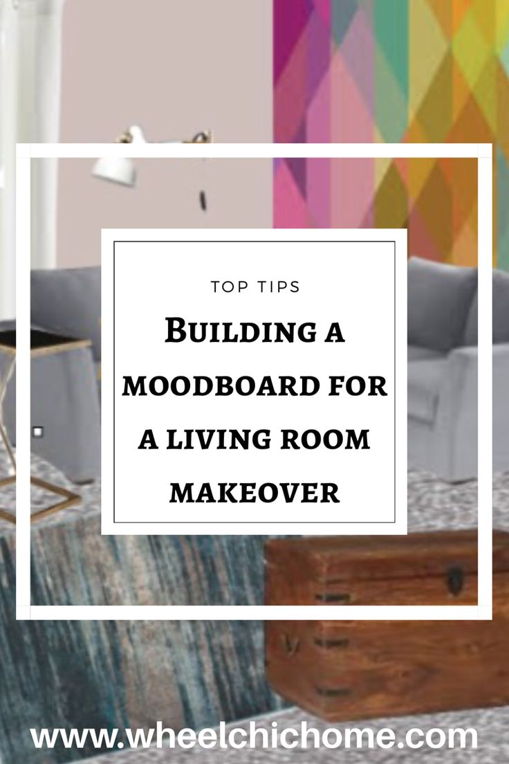 Some tips on how to put together a moodboard for living room makeover. A moodboard can help you visualise how your finished room will look. A moodboard helps you plan your living room decor. Take a look on the blog for hints