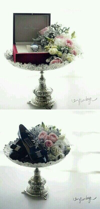 Wedding hantaran by flair design