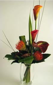 contemporary hand tied bouquets - Google Search