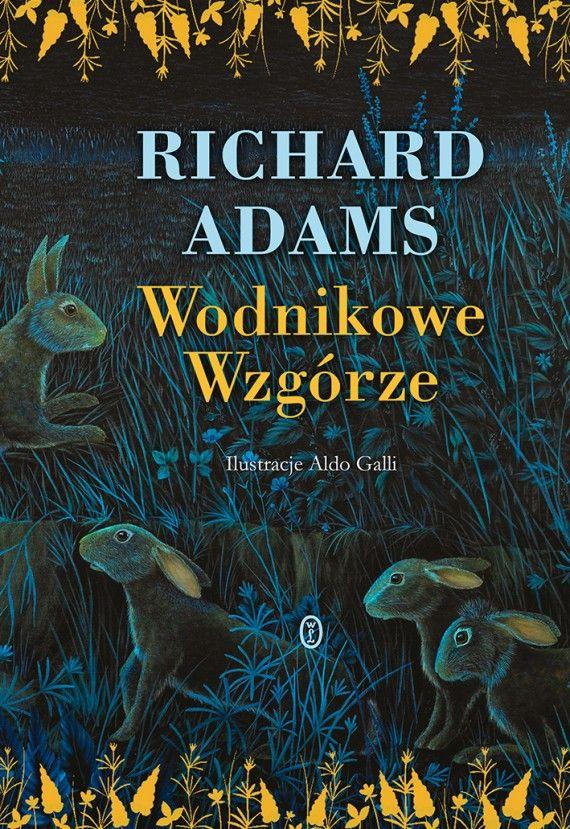Wodnikowe Wzgórze to książka, którą pokochały miliony czytelników na całym świecie. Richard Adams stworzył dzieło uniwersalne, trafiające do serc wszystkich czytelników, bez względu na wiek. W świecie Adamsa króliki mają imiona, zorganizowaną społeczność, obyczaje, własną mitologię, język, a nawet poezję. Mają też coś absolutnie wyjątkowego – dar przewidywania przyszłości...
