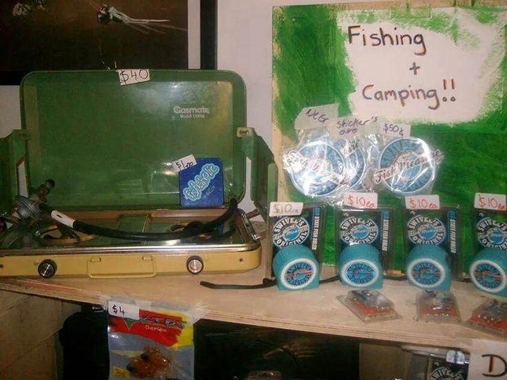 Fish tape,  gas mate 2 burner