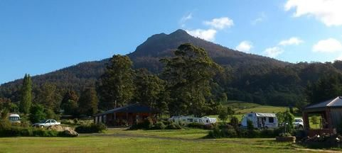 Quamby Corner is a country caravan park at Golden Valley near Deloraine in northern Tasmania.