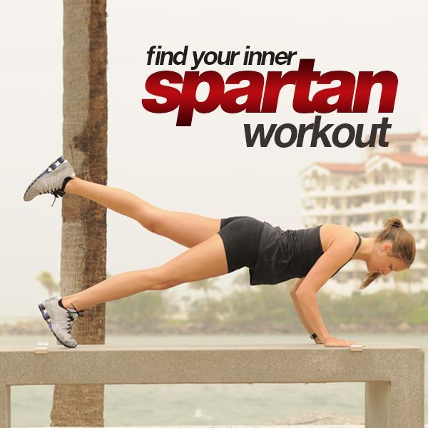 Who's up for the challenge? Find Your Inner Spartan Workout! #spartan #workout