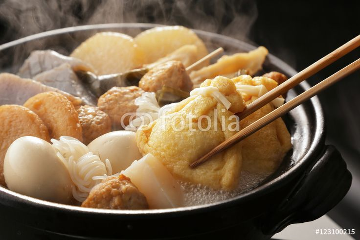 おでん Japanese oden