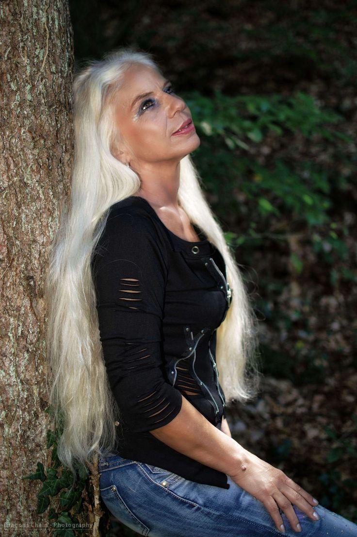 Model: Brigitte K. #DragonsChain#