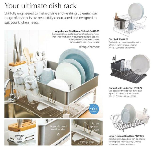 Dish Rack From Howards Storage