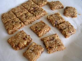 free granola bars more enlightened homemaker squares gluten free free ...