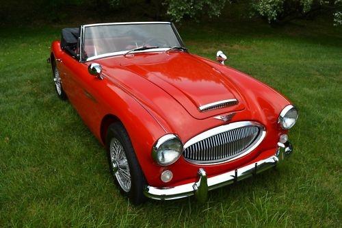 1965 Austin Healey MK III