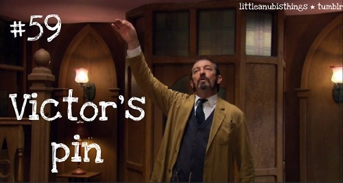 House of Anubis oh Victor