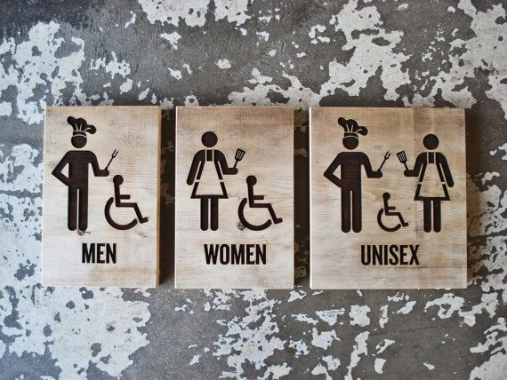 Bathroom Sign Texture 15 best restroom signs images on pinterest | restroom signs
