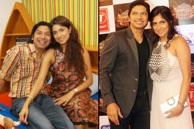 From Strangers To Lovers: Beautiful Love Story Of Bollywood Singer Shaan And His Wife Radhika