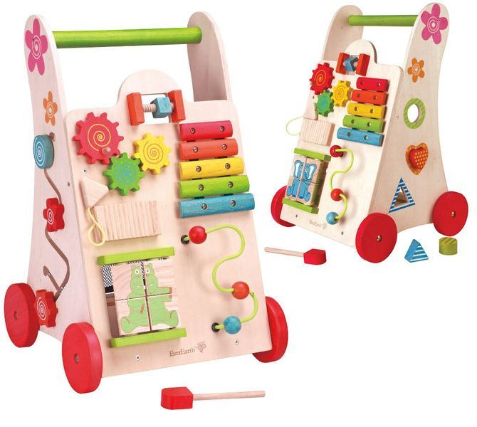 Our range :: Educational Toys :: EverEarth Activity Walker