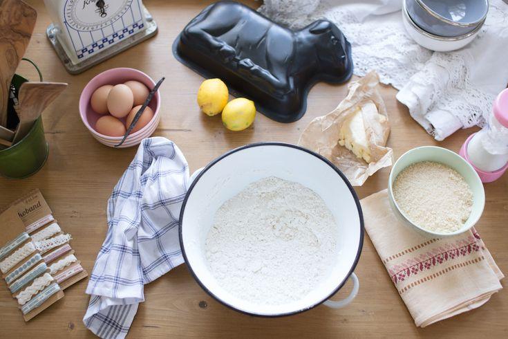 Na blogu vás čeká rychlý recept na Velikonoce: bezlepkový velikonoční beránek!