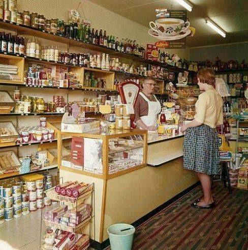 Vintage Laden Frankfurt