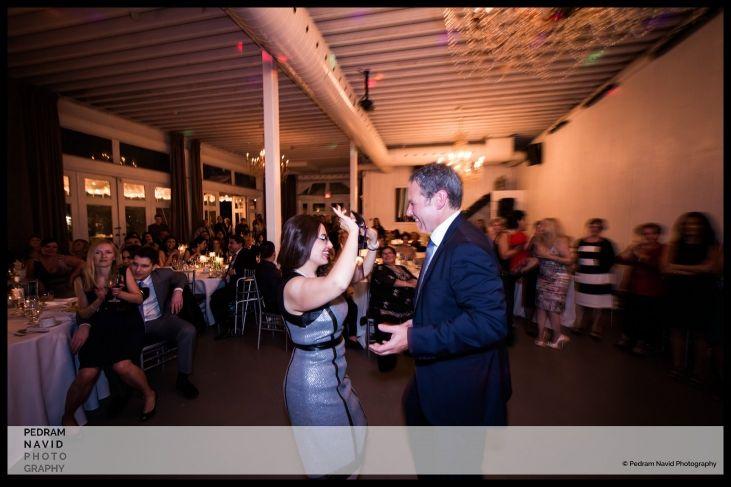 Persian Knife Dance Wedding Reception | Berkeley Field House Toronto Wedding
