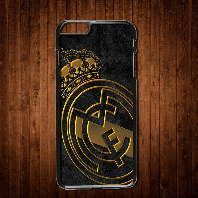 Cover REAL MADRID,Gold