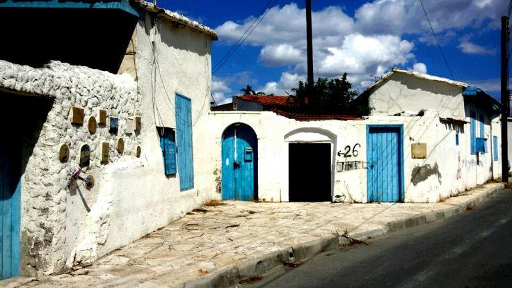The old Turkish quarter Larnaca district - Copyright Anna Christoforou