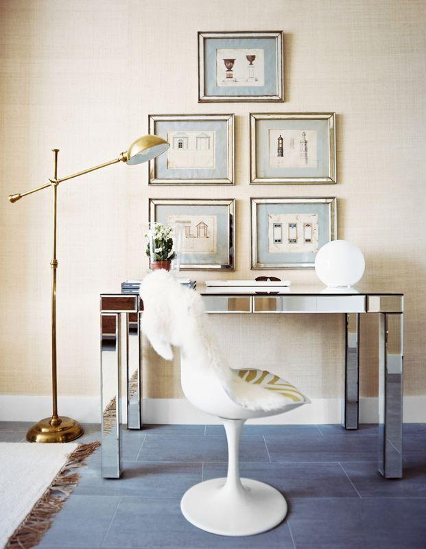 Sillas de diseño creadas por Eero Saarinen - http://www.mueblestudio.com/blog/muebles-de-diseno/tulip-chair-un-diseno-victoriano/