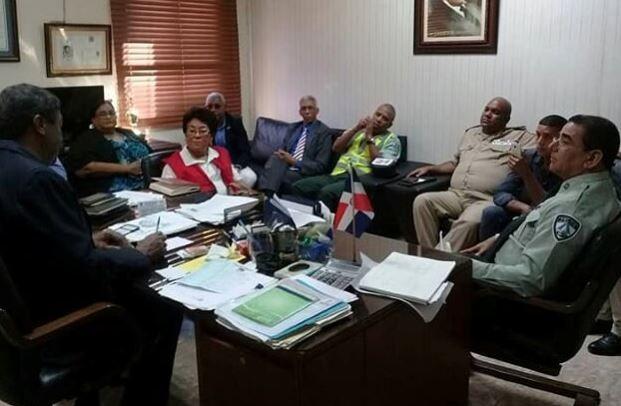 Autoridades de Barahona buscan visibilizar tránsito para discapacitados
