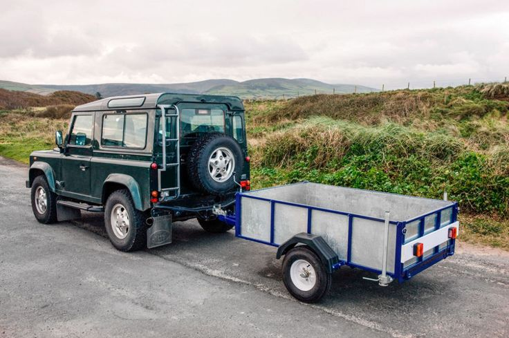 Why a Utility Trailer Is the Accessory Every Car Needs
