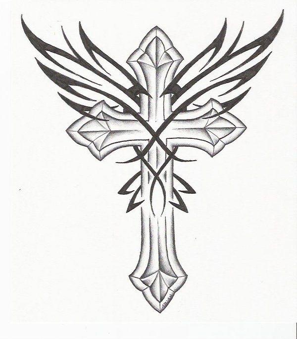 Cross designs for a tattoo I may or may not get in the future. Or just get the design on a shirt.