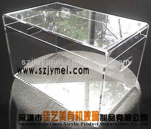 Whole Sale Large Clear Acrylic Boxes With Lids Buy Large