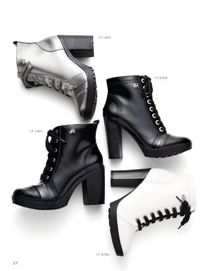 Style - Coturno - Salto - Fashion - Ref. 17-3703 | 17-1401