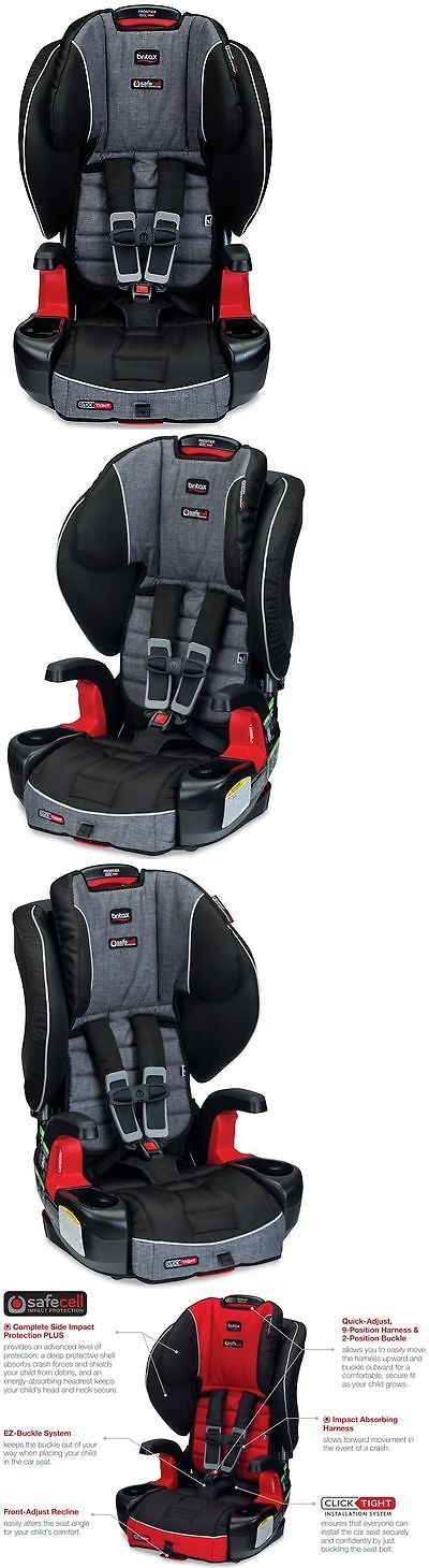 Booster to 80lbs 66694: Britax Frontier Clicktight Combination Harness-2-Booster Child Car Seat Vibe New -> BUY IT NOW ONLY: $238 on eBay!