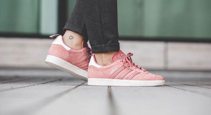 """Gazelle W """"Raw Pink"""" - Sneaker"""