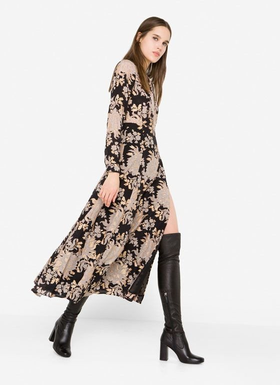 Vestidos y Faldas de Mujer - Uterqüe