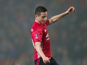 Team News: Ander Herrera starts for Manchester United