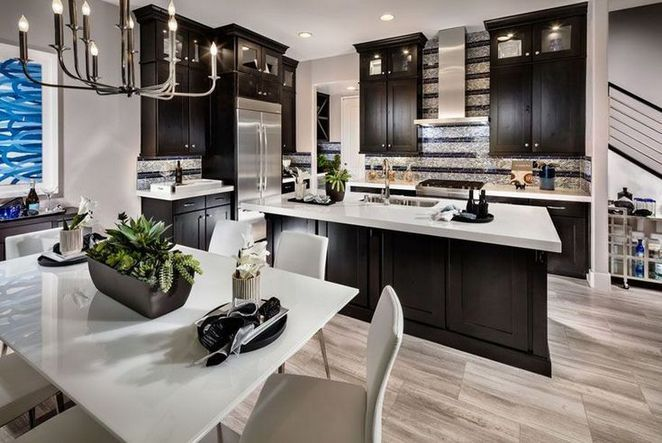 27 who else is misleading us about kitchen ideas dark cabinets new kitchen cabinets kitchen on kitchen ideas with dark cabinets id=87356