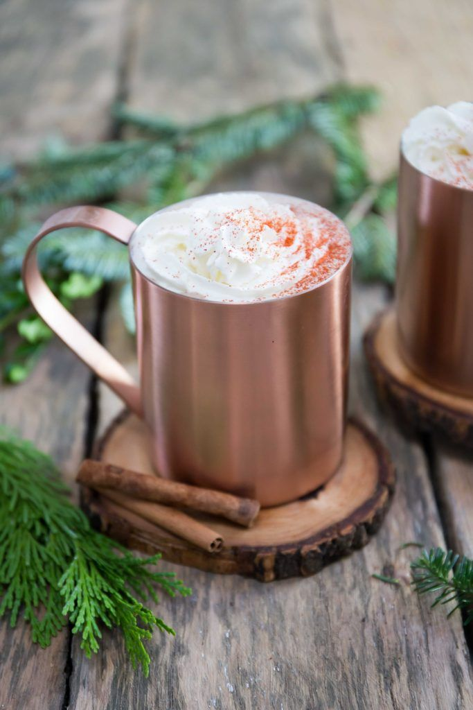 Dairy-Free Mexican Hot Chocolate