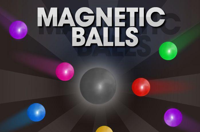 Magnetic Balls: Arcade game at its best  #flashgame #games #arcadegame