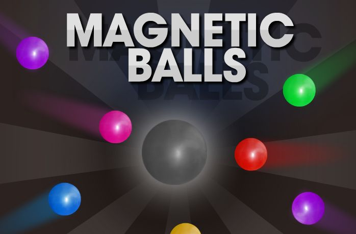 Magnetic Balls: Arcade game at its best  #flashgame #games #arcadegame