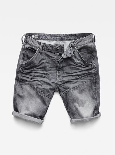 5620 3D Tapered 1/2 Shorts