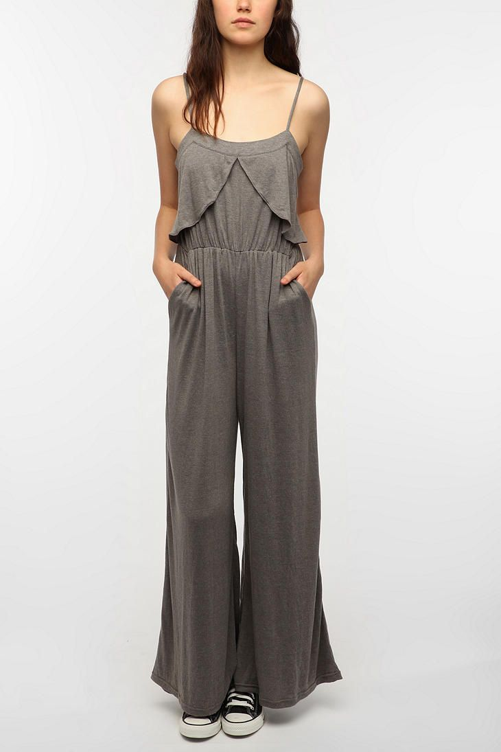 Coincidence & Chance Gaucho Jumpsuit