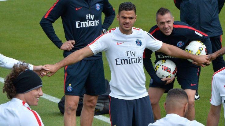 PSG's Emery confirms transfer talks with Lucas Moura, Hatem Ben Arfa