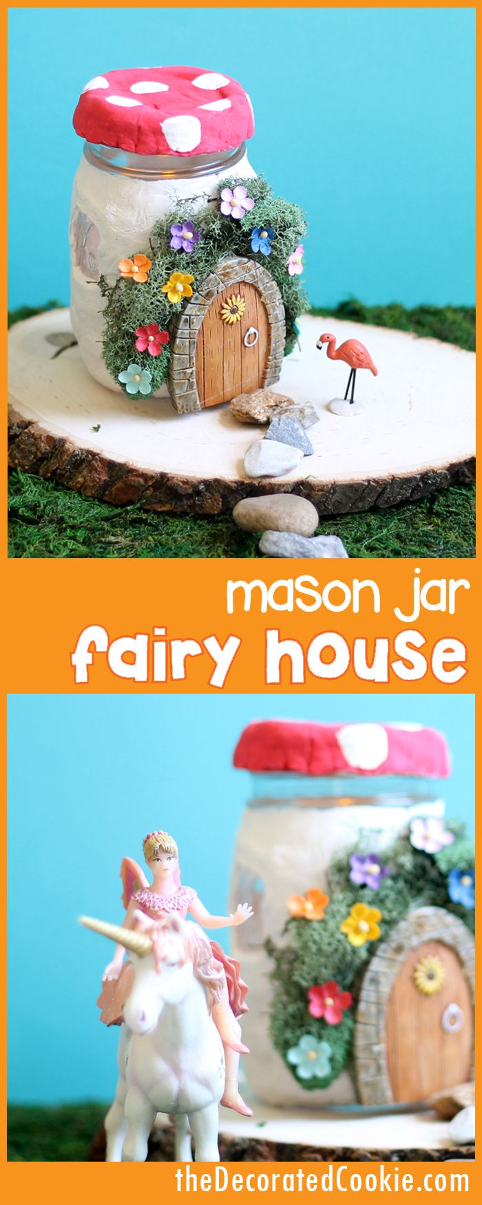 83 best Fairy Crafts & Fairy Gardens images on Pinterest | Fairies ...