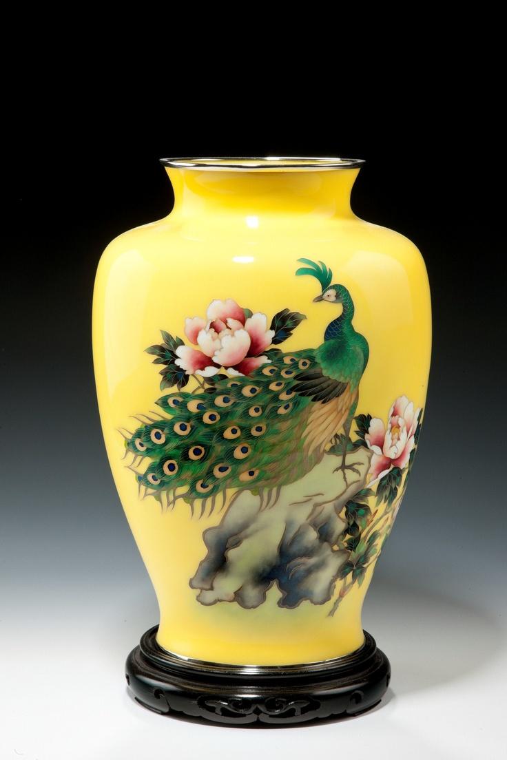 180 best japanese vases images on pinterest porcelain vases and japanese cloisonn vase reviewsmspy
