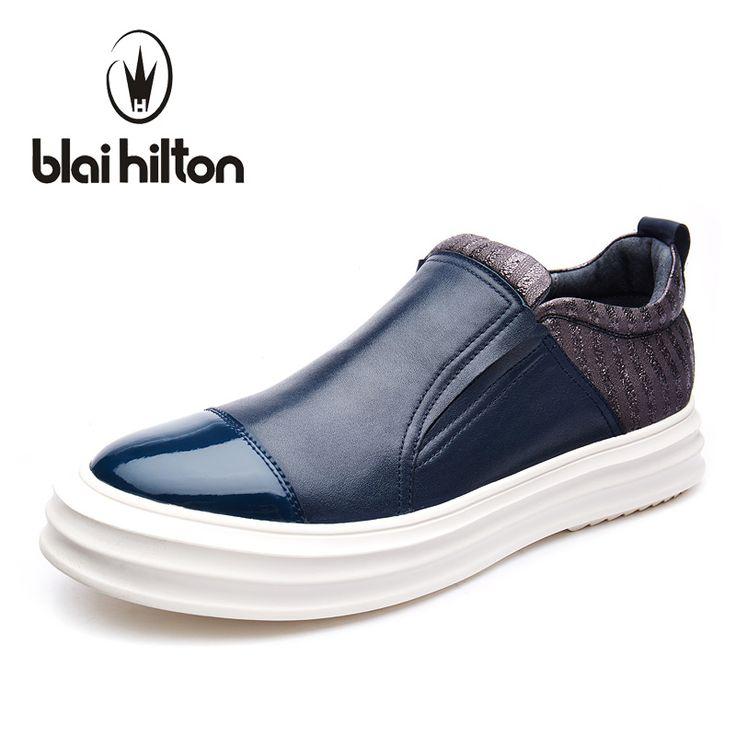 Shenn Homme Britannique Placé Sous Chaussures Habillées En Cuir Design Haut (noir, Eu39.5)